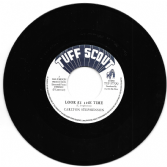 Carlton Stephenson - Look At The Time / Time (Tuff Scout) 7""